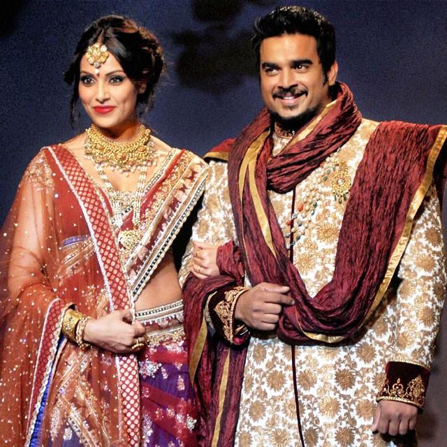 Bipasha Basu and R. Madhavan