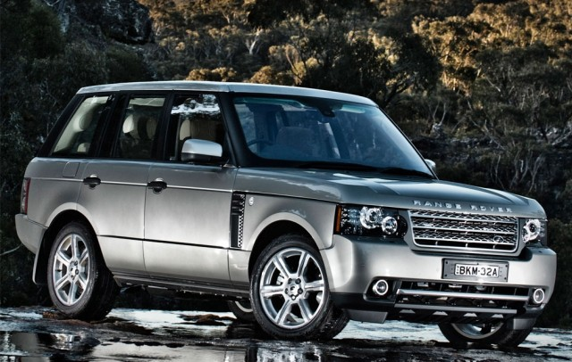 Arbaaz gifts Range Rover Vogue