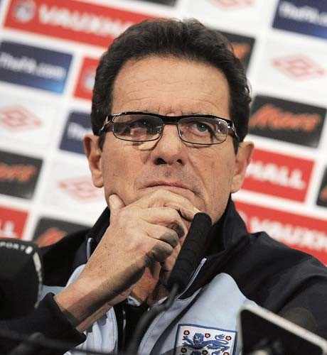 Fabio Capello lookalike now fears for his job