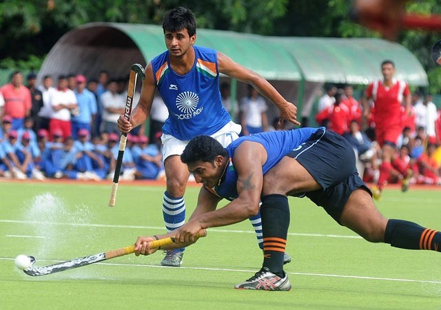 The great indian hockey tamasha