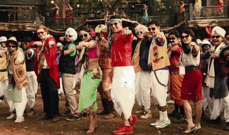 NEW PIC: Akshay-Sonakshi's Joker