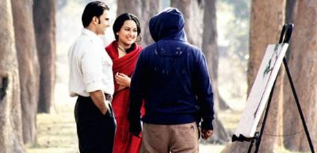 Behind the scenes: Ranveer-Sonakshi's Lootera