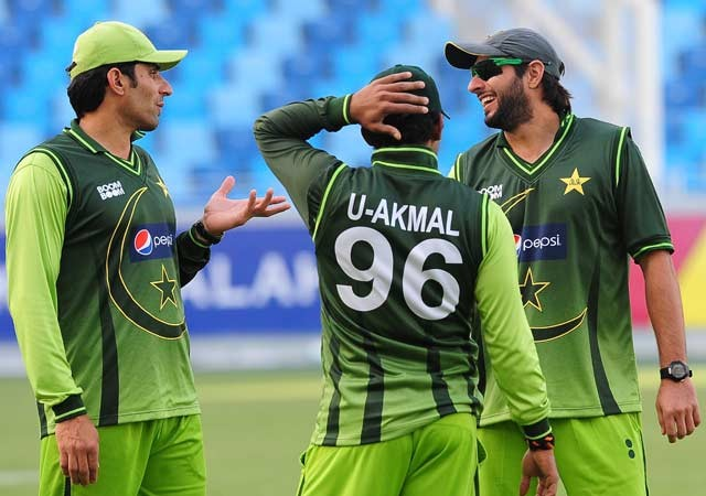 Pakistan look to redress balance in T20