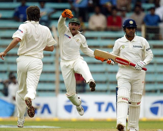 India vs Australia, October 9, 2004
