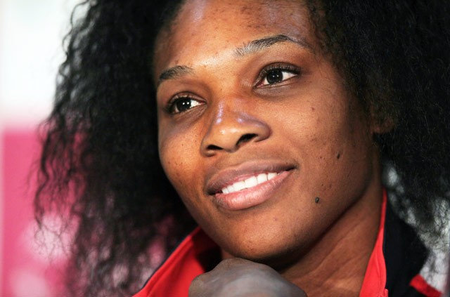 Venus 'coming along awesome': Serena