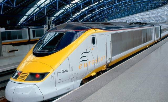 Eurostar, England