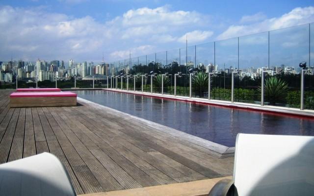 Hotel Unique, Sao Paulo, Brazil