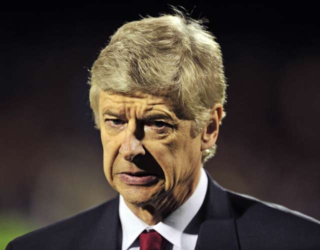 Wenger won't be distracted by Arsenal angst