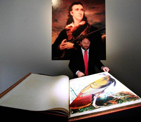 Audubon birds book auction fetches $7.9 million