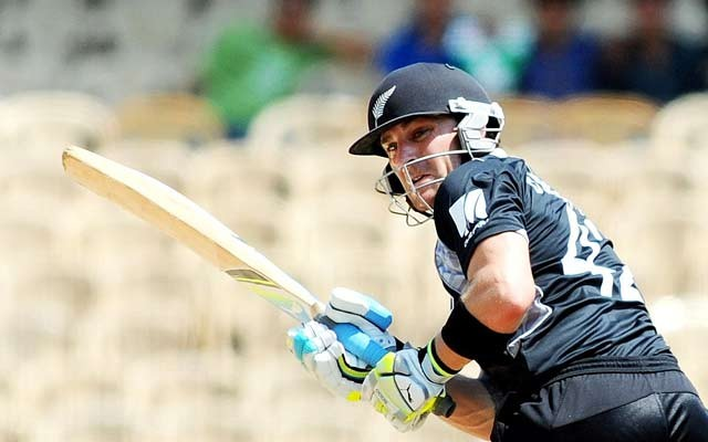 McCullum leads NZ for ODI & T20