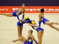 British rhythmic group miss out on Olympics