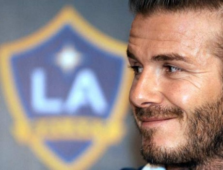 Settled Beckham will return to Galaxy