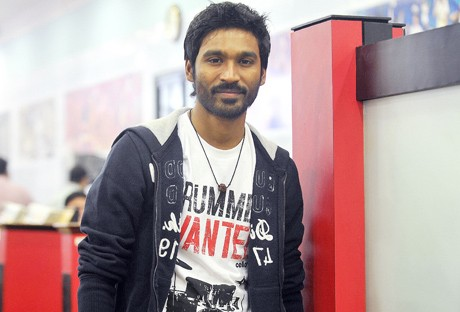 Dhanush loves Varanasi!