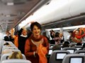 Finnair crew dance to 'Om Shanti Om'