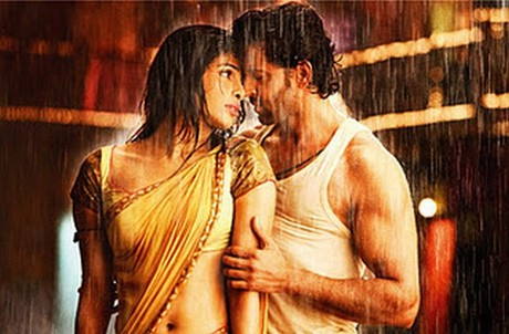 Dirty, smelly rain water used on Hrithik-Priyanka's bodies for the song