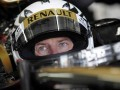Raikkonen back behind the wheel
