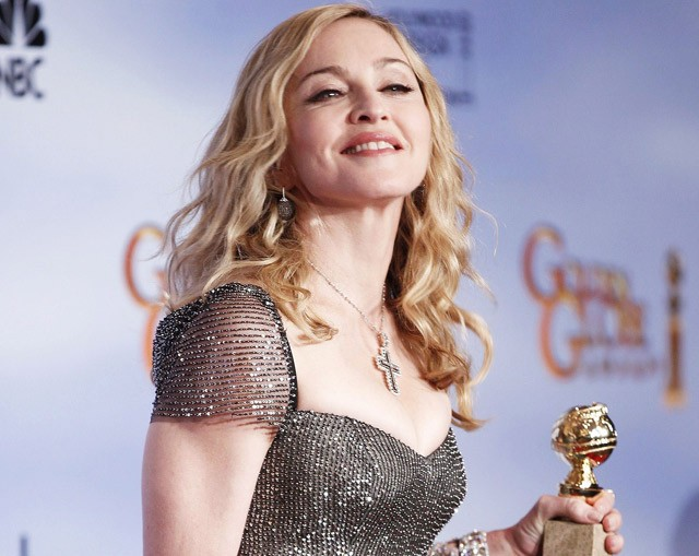 Madonna's Masterpiece wins Golden Globe award