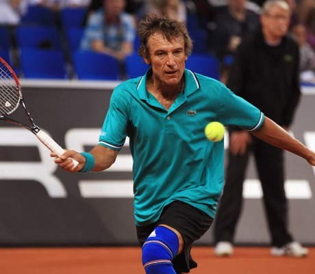 Wilander out of hospital after blood transfusion