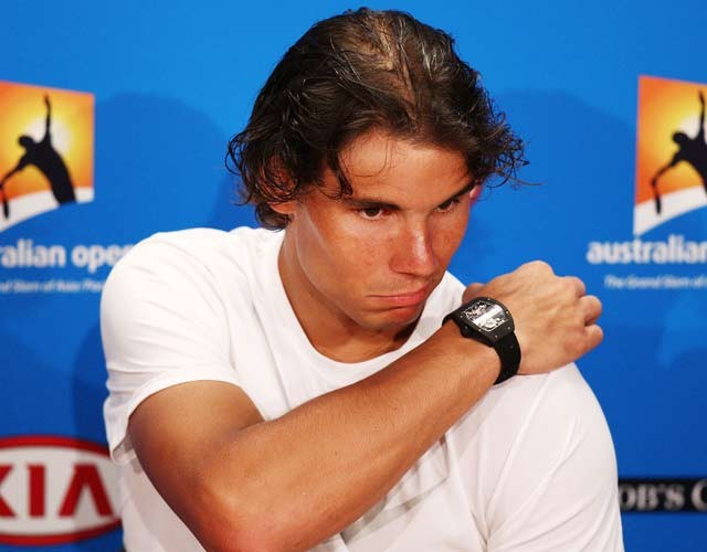 Success brings confidence, not pressure, says Nadal