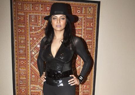 The TV actor who got to kiss Sushmita Sen