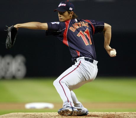 Rangers reach deal with Japanese ace Darvish