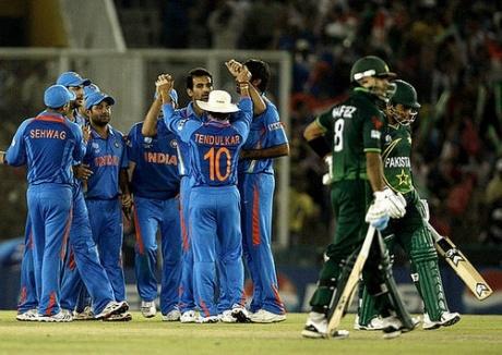 India-Pak WC
