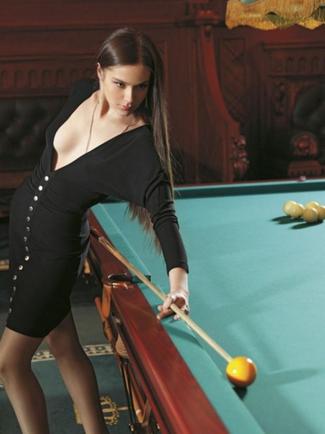 Anastasia Luppova (Billiards)