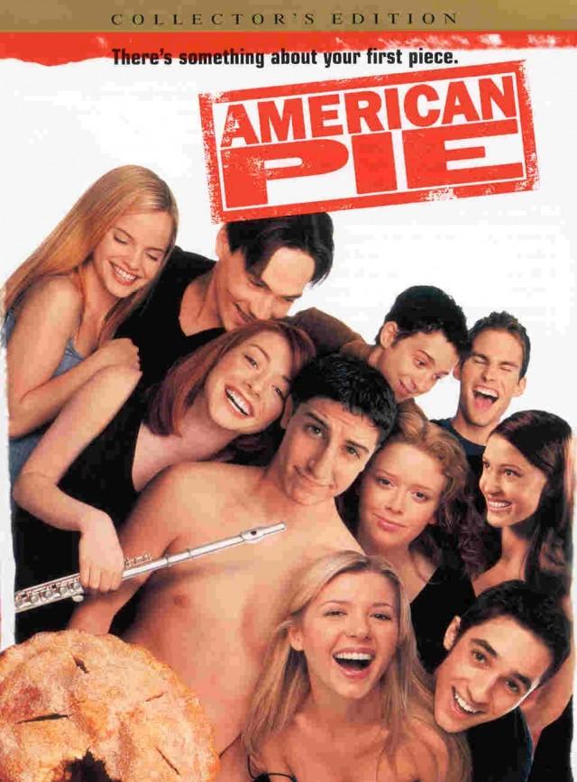 American pie series (1999, 2001, 2003, 2012)