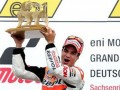 Dani Pedrosa wins German MotoGP