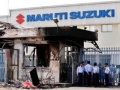 Maruti's GM(HR) burned to death