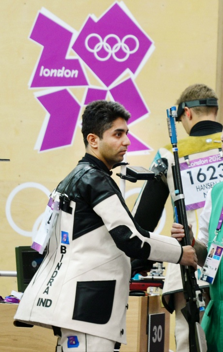 Abhinav Bindra