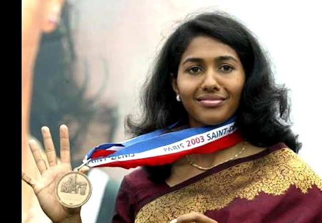 Anju Bobby George
