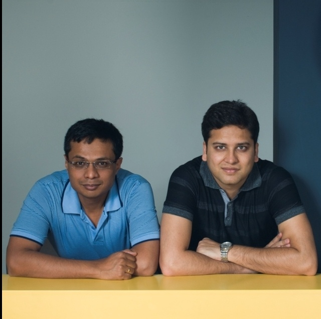 Flipkart founders