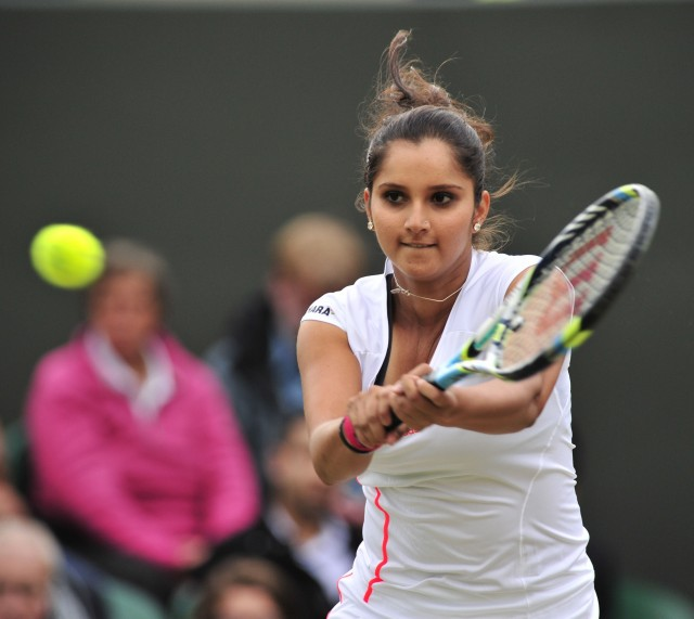 Will give our best shot at Olympics: Sania