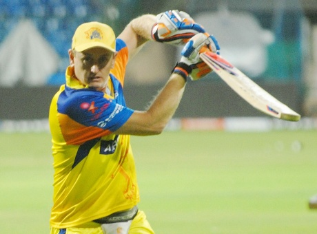 Styris matches third fastest ton in Twenty20