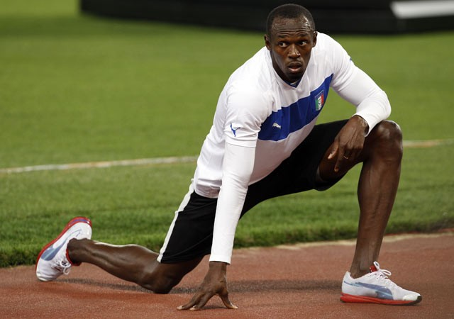 How Usain Bolt 'can run like a cheetah'