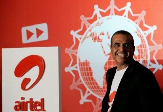 Sunil Bharti Mittal