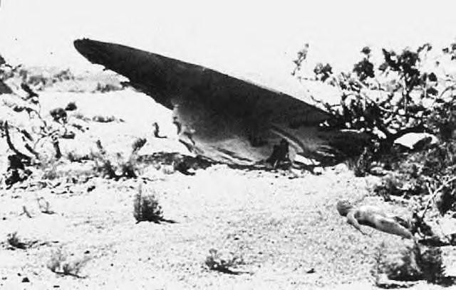 1947 Roswell crash