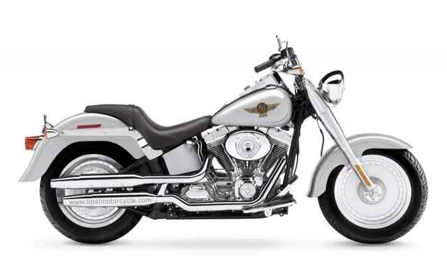 Harley Davidson Fat-Boy