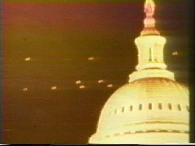 1952 Washington, D.C. flap