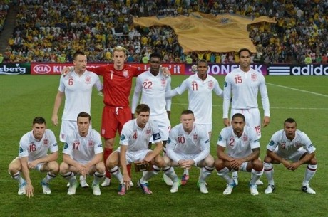 Mole spies on England team at Euro 2012