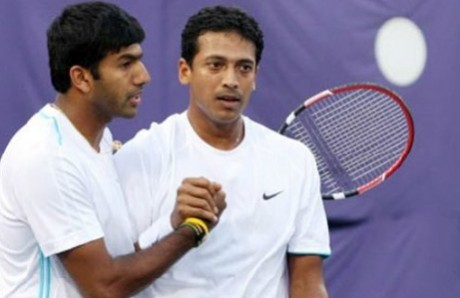 Bhupathi and Bopanna