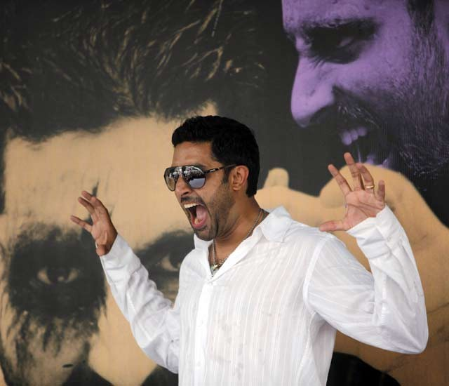 I have a lot to learn: Abhishek Bachchan
