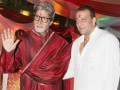 Amitabh Bachchan and Sanjay Dutt