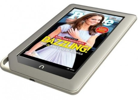 Barnes & Noble, maker of Nook products