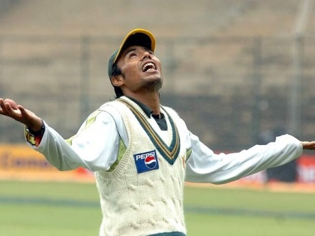 Danish Kaneria named in spot-fixing