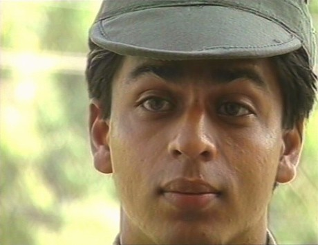 SRK in Fauji