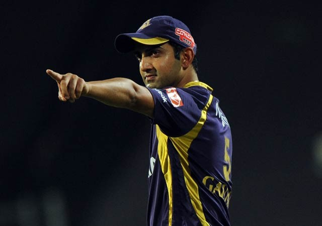 Only Knight Riders belong to Kolkata: Gambhir