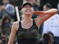 Sharapova into French Open final, regains top spot