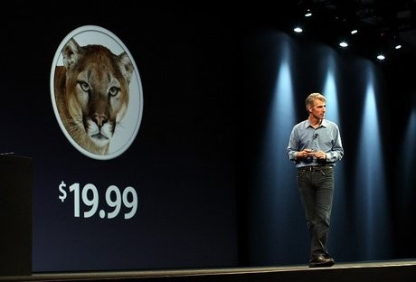 Apple launches Mountain Lion Mac OS